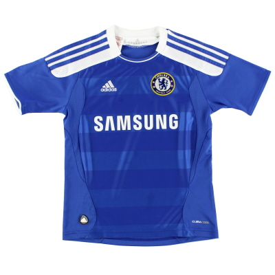 2011-12 Chelsea Home Shirt M.Boys