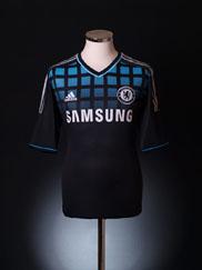 2011-12 Chelsea TechFit Player Issue Away Shirt *BNWT*
