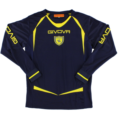 2011-12 Chievo Verona Givova Training Shirt L
