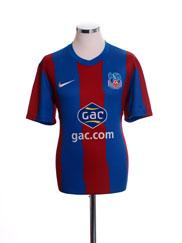 2011-12 Crystal Palace Home Shirt XL