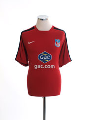 2011-12 Crystal Palace Training Shirt L