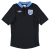 2011-12 England Away Shirt Terry #6 XS
