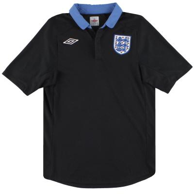 2011-12 England Umbro Away Shirt L