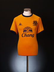 2011-12 Everton Away Shirt S
