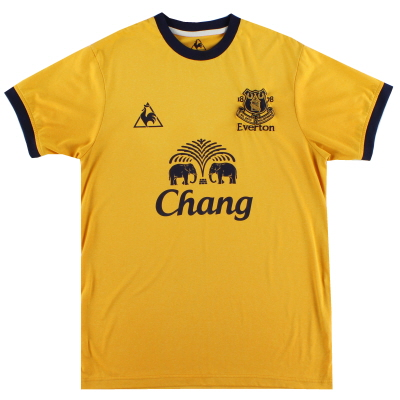 2011-12 Everton Away Shirt XL