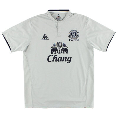 2011-12 Everton Third Shirt