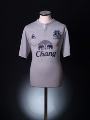 2011-12 Everton Third Shirt M