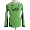 2011-12 FC Copenhagen Third Shirt Bolanos #30 L/S S