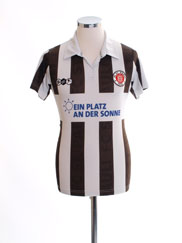 2011-12 FC St. Pauli Home Shirt *As New* M