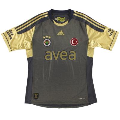 2011-12 Fenerbahce adidas Third Shirt L