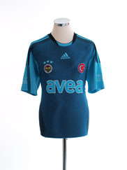 2011-12 Fenerbahce Away Shirt M