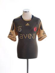 2011-12 Fenerbahce Third Shirt L