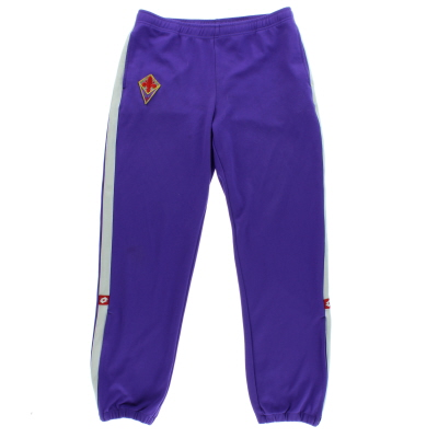 2011-12 Fiorentina Lotto Track Bottoms L