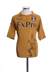 Retro Fulham Shirt