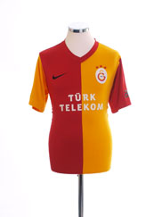 2011-12 Galatasaray Home Shirt S
