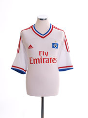 2011-12 Hamburg Home Shirt *Mint* XL