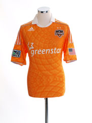 2011-12 Houston Dynamo 'Formotion'  Home Shirt *BNWT* L