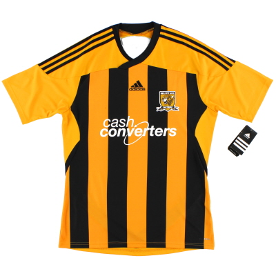 2011-12 Hull City Home Shirt *BNWT* M