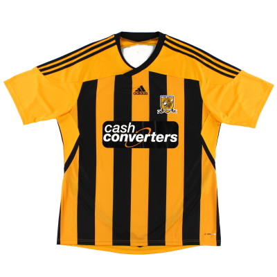 2011-12 Hull City adidas Home Shirt XL