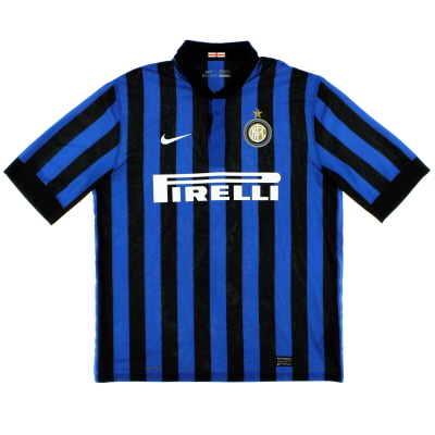 2011-12 Inter Milan Home Shirt XL