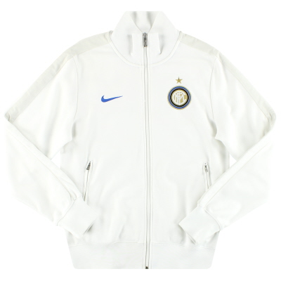 2011-12 Inter Milan Nike N98 Track Jacket S