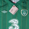 2011-12 Ireland Home Shirt *BNIB* M