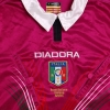 2011-12 Italy FIGC Referee Shirt L/S S