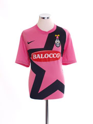 2011-12 Juventus Away Shirt L