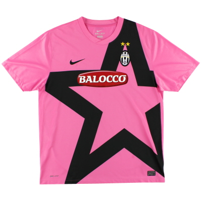 2011-12 Juventus Away Shirt XL.Boys