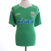 2011-12 Karpaty Lviv Match Issue Away Shirt Кінк #9 M