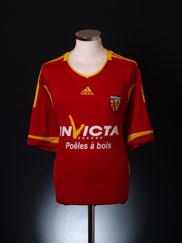 2011-12 Lens Home Shirt *BNWT* XL