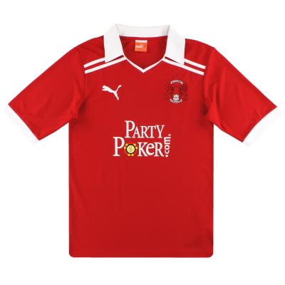 2011-12 Leyton Orient Puma Home Shirt S