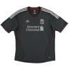 2011-12 Liverpool Away Shirt Suarez #7 XL