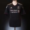 2011-12 Liverpool Away Shirt Suarez #7 M