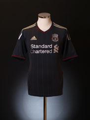 2011-12 Liverpool Away Shirt XL