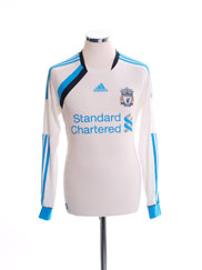 2011-12 Liverpool Third Shirt L/S S