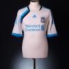 2011-12 Liverpool Third Shirt Jose Enrique #3 S