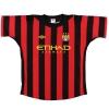 2011-12 Manchester City Away Shirt Richards #2 L