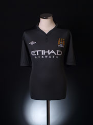 2011-12 Manchester City Training Shirt XL