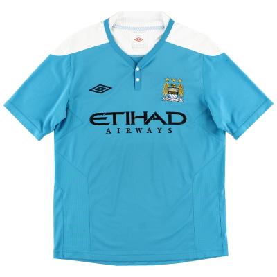2011-12 Manchester City Umbro Training Top M
