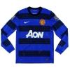 2011-12 Manchester United Away Shirt Nani #17 L/S M
