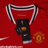 2011-12 Manchester United Home Shirt *BNWT* M
