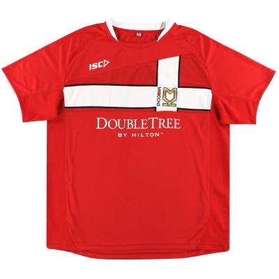 2011-12 MK Dons Away Shirt XXL