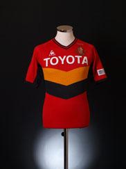 2011-12 Nagoya Grampus Eight Home Shirt *BNWT* S