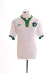 2011-12 New York Cosmos Home Shirt L