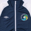 2011-12 New York Cosmos Umbro Track Jacket *BNIB*