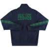 2011-12 New York Cosmos Umbro Track Jacket *As New* L