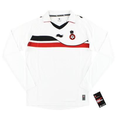 2011-12 Nice Away Shirt L/S *BNIB* M