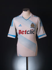 2011-12 Olympique Marseille Player Issue Home Shirt *BNIB*