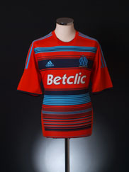 2011-12 Olympique Marseille Third Shirt Y